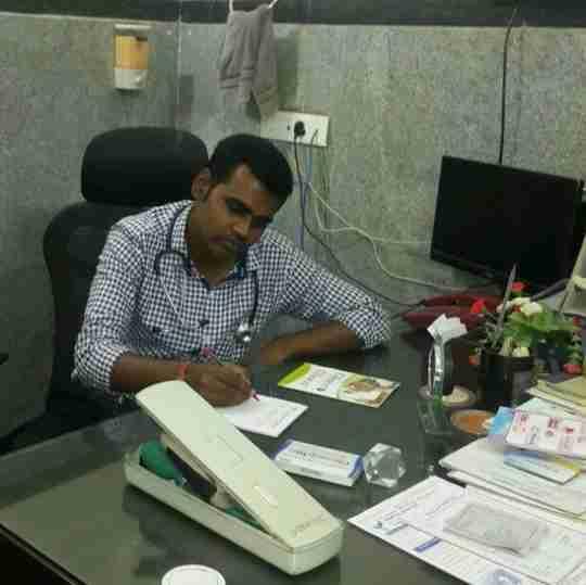 Dr. Kamlesh Patel's profile on Curofy