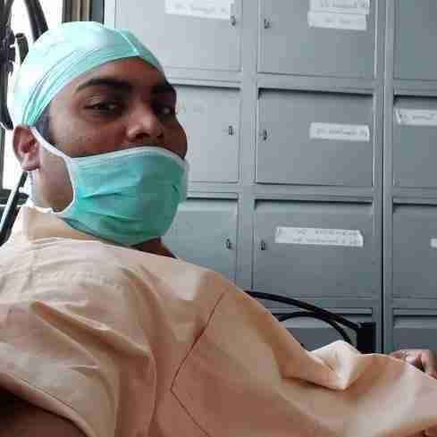 Dr. Rohit Sherla's profile on Curofy