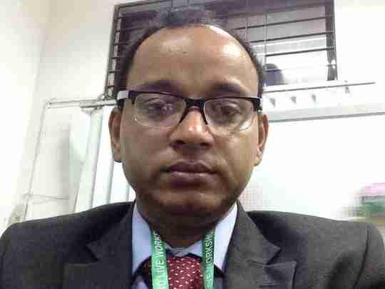 Dr. Aloke Kumar De's profile on Curofy