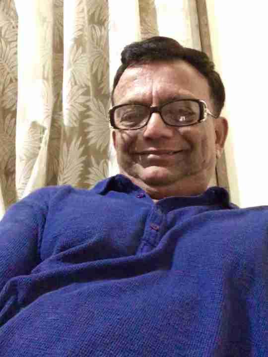 Dr. Bharat Patel's profile on Curofy