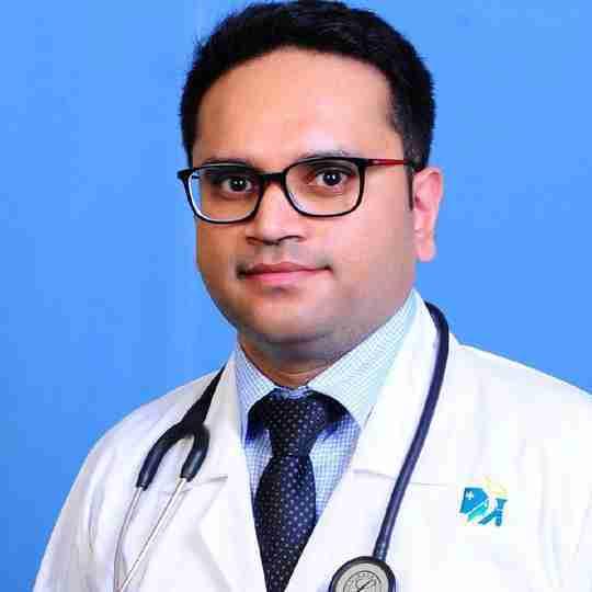 Dr. Srinath Bharadwaj R's profile on Curofy