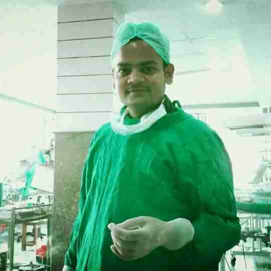 Dr. Deepak Chauhan's profile on Curofy