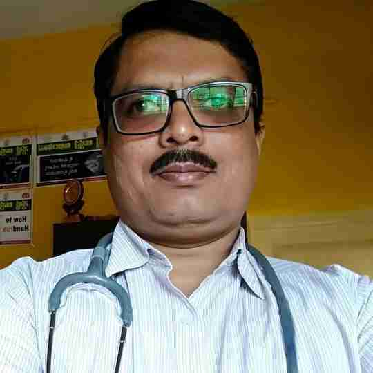 Dr. Nagendra S R's profile on Curofy