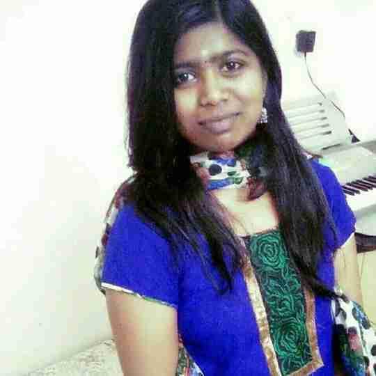 Kalai Selvi's profile on Curofy
