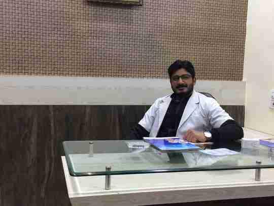 Dr. Sandeep Karda's profile on Curofy