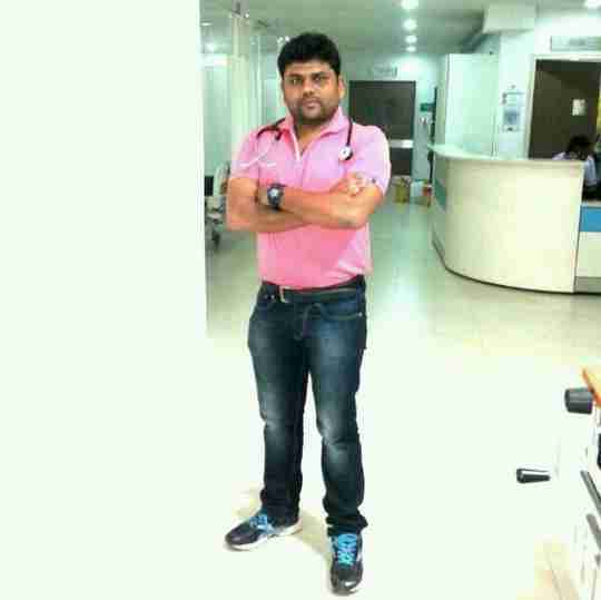 Deepak More's profile on Curofy