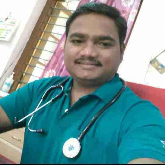 Dr. Tushar Chavan's profile on Curofy