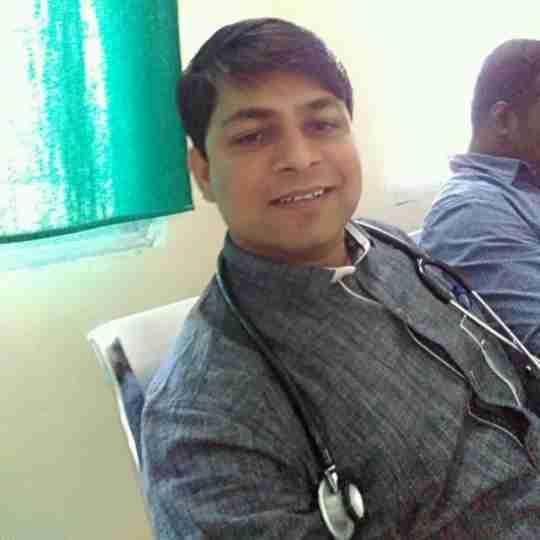 Dr. Gajendra Shakya's profile on Curofy