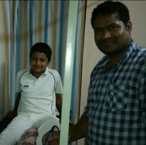 Dr. Krishna Choppari (Pt)'s profile on Curofy