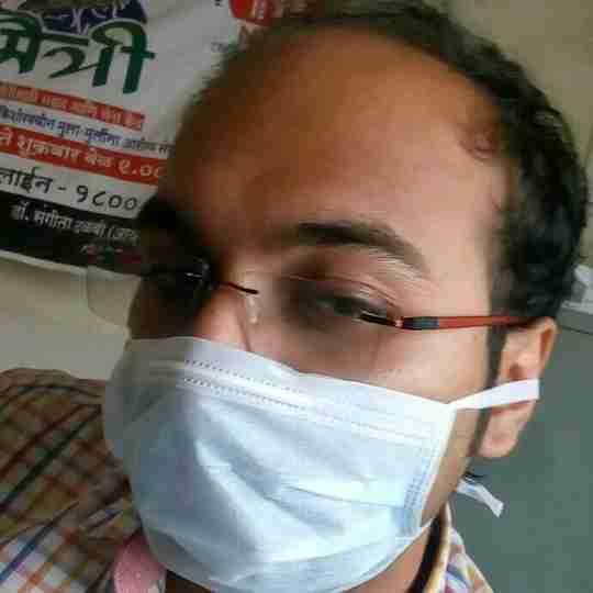 Dr. Arvind Powar's profile on Curofy