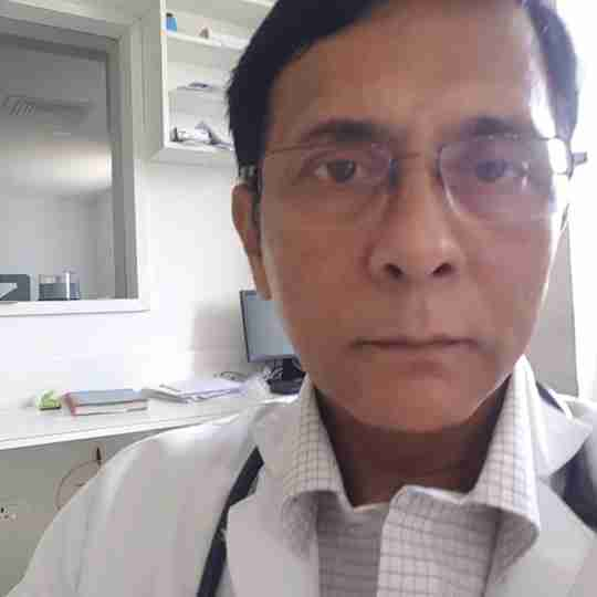 Dr. Tanmay Das's profile on Curofy