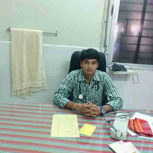 Dr. Pruthvisinh Nisarta's profile on Curofy