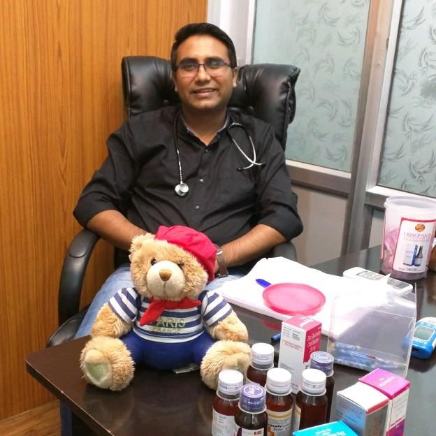 Dr. Akash Shrivastava's profile on Curofy