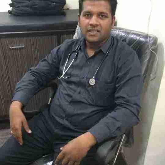 Dr. Prasad Vadde's profile on Curofy