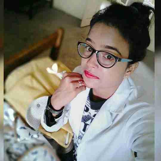 Akshara Kharode Patil's profile on Curofy