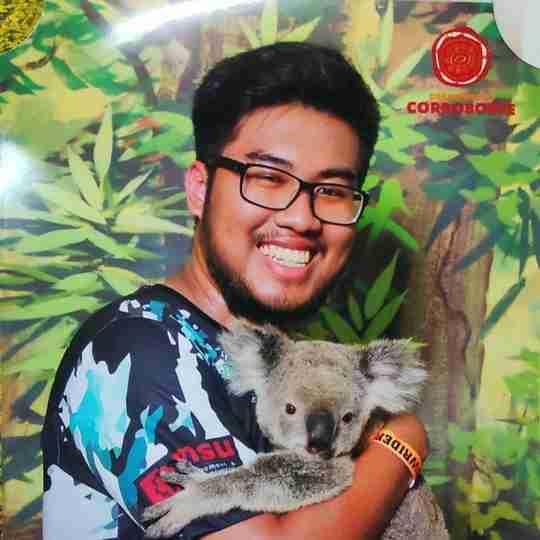 Safiuddin _Joon's profile on Curofy
