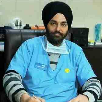 Dr. Preetinder Singh's profile on Curofy