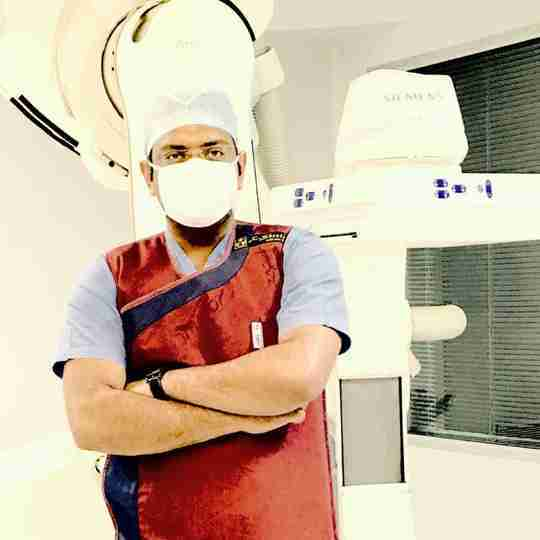 Dr. Balkrishan Sharma's profile on Curofy