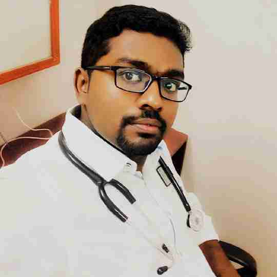 Dr. Sethu Raman's profile on Curofy