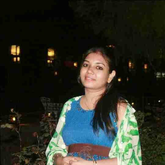 Dr. Nitasha Mishra's profile on Curofy