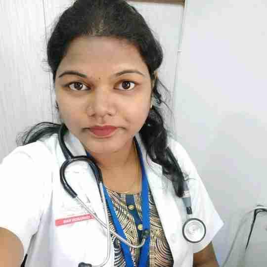 Dr. Kshirabdhi Naik's profile on Curofy