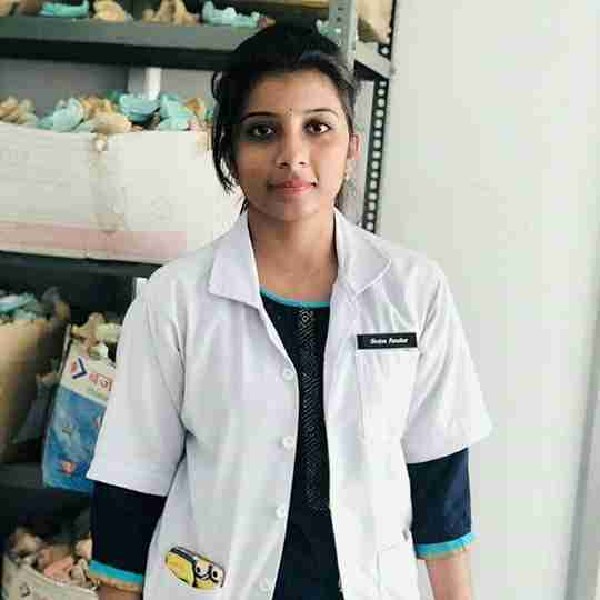 Gunjan Parashar's profile on Curofy