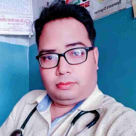 Dr. Neeraj Pathak's profile on Curofy