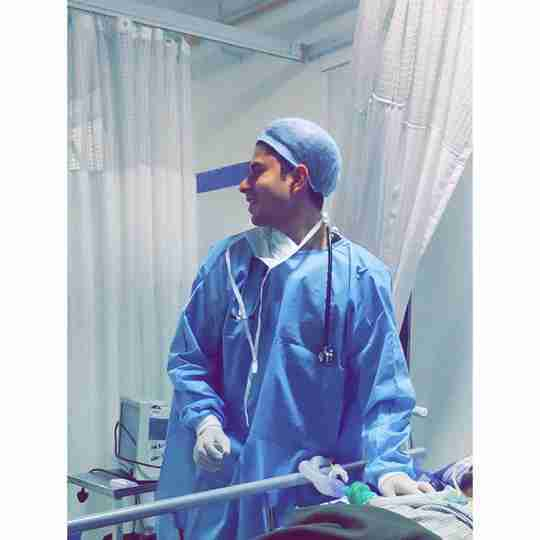 Dr. Mustakeem Khan's profile on Curofy