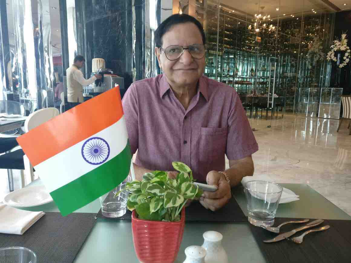 Dr. D. P. Saraswat's profile on Curofy