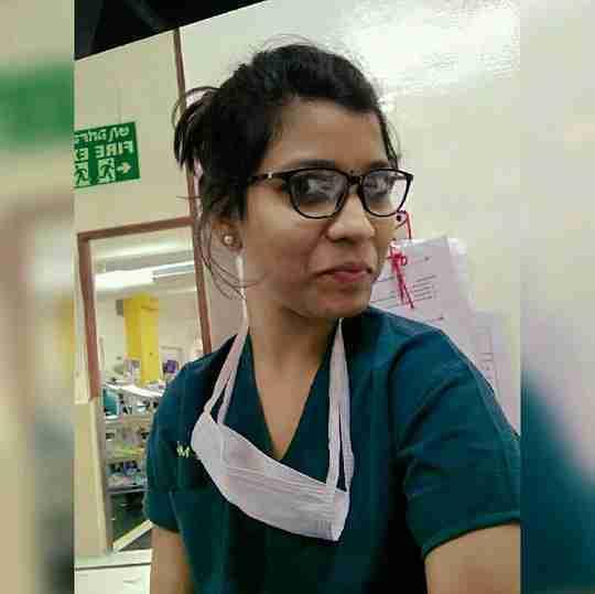 Dr. Mubarka Rahmat (Pt)'s profile on Curofy
