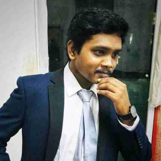 Mohanraj Rajendran's profile on Curofy