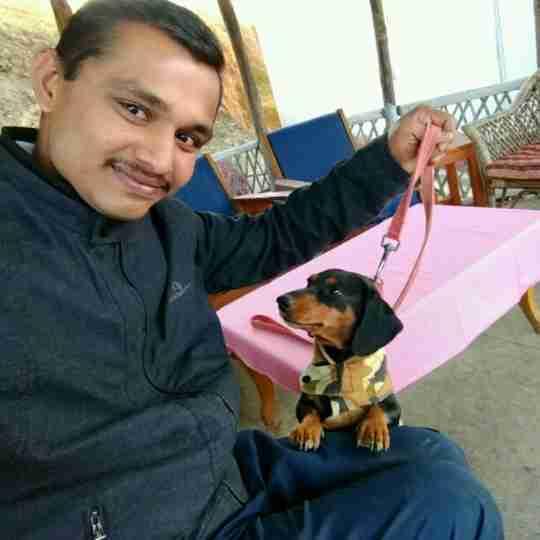 Dr. Mahadev Sanasidda's profile on Curofy