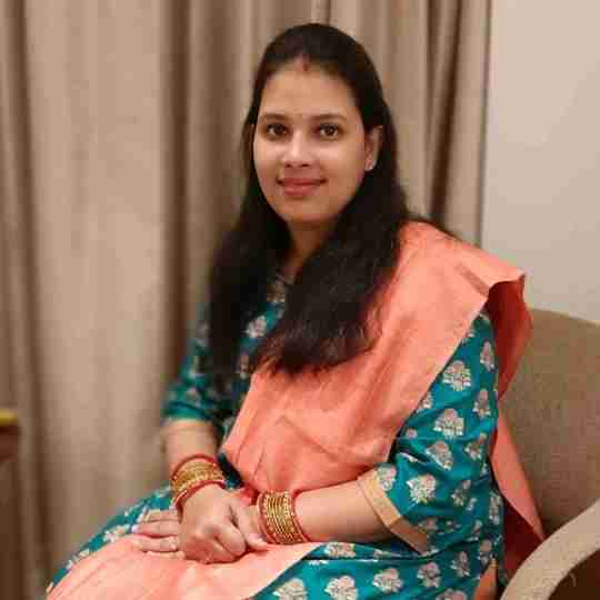 Dr. Shalini Dash's profile on Curofy