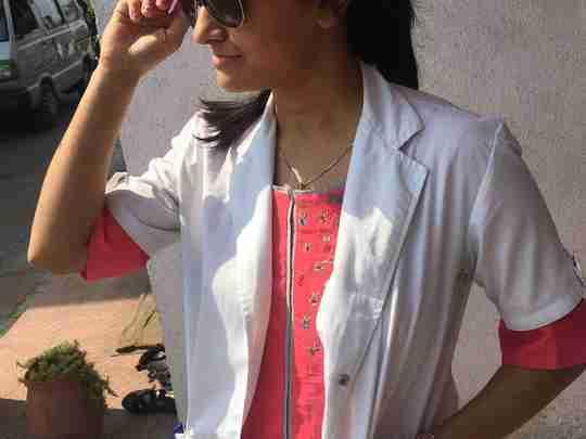 Dr. Anuradha Khemka's profile on Curofy