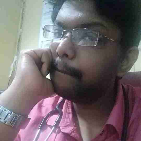 Dr. Parthiban Gt's profile on Curofy
