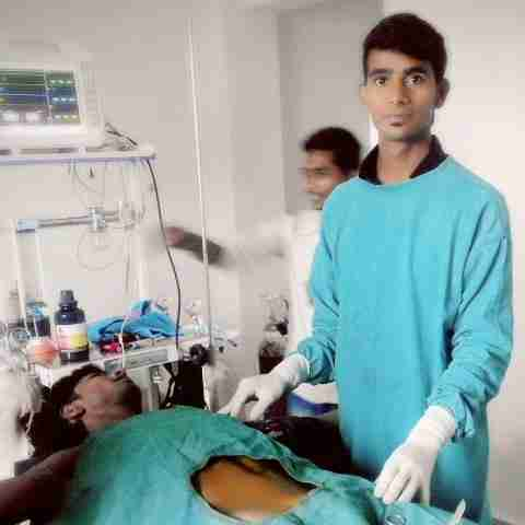 Dr. Lx Santosh's profile on Curofy