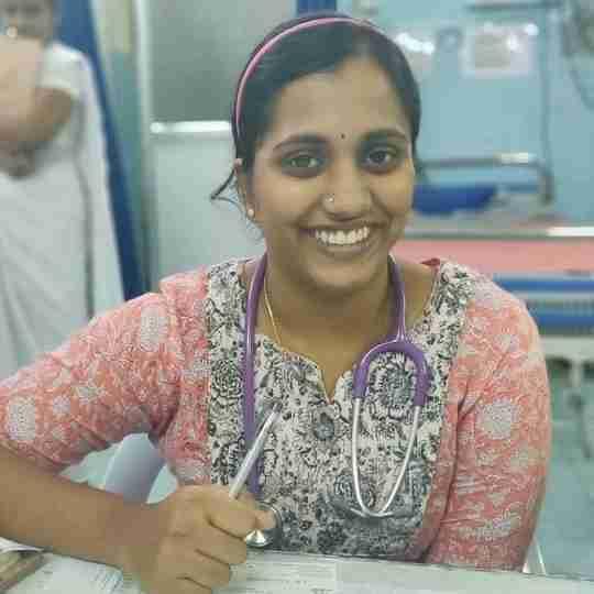 Dr. Swati Natraj's profile on Curofy