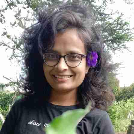 Shweta Bawaskar's profile on Curofy