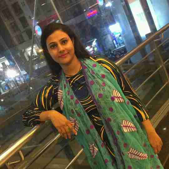 Dr. Samreen Shaikh's profile on Curofy