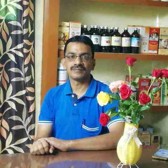 Dr. Santhakumar Vijayan's profile on Curofy