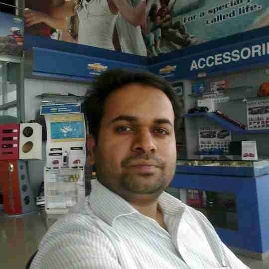 Dr. Raju Borde's profile on Curofy