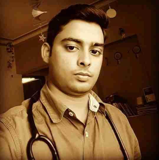 Dr. Krishana Kumar Yadav's profile on Curofy