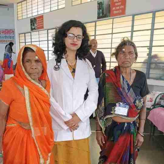 Dr. Sneha Methwani's profile on Curofy