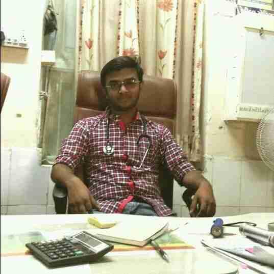 Parth Kalariya's profile on Curofy