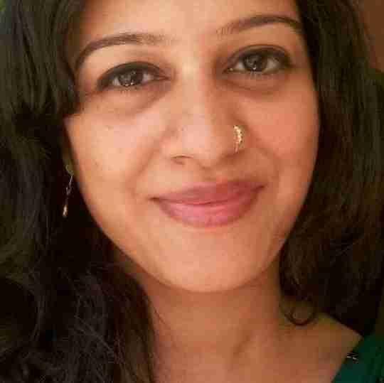 Dr. Urmila Jayeshkumar's profile on Curofy