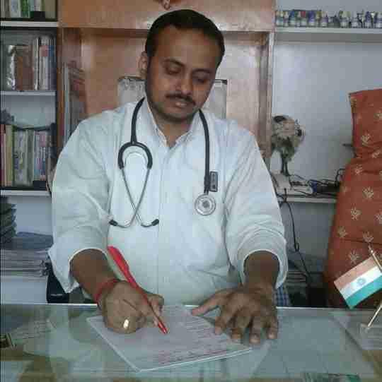 Dr. Jinendra Dobhada's profile on Curofy