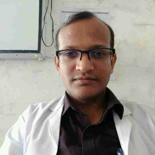Dr. Sadasiba Padhy's profile on Curofy