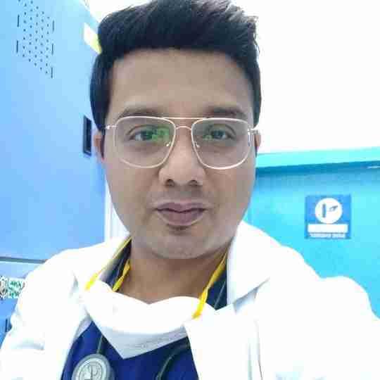 Dr. Bhaskarjyoti Hazarika's profile on Curofy