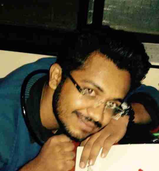 Vaibhav Gadade's profile on Curofy