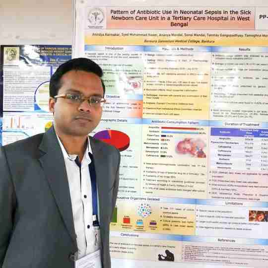 Dr. Anindya Karmakar's profile on Curofy